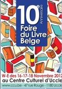La Foire du Livre Belge 2012