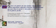 Exposition Collective - Galerie Jardin