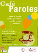 Café Philo PAROLES à Opprebais et Jodoigne