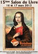 La Salon du Livre de Bondues (Lille-métropole)