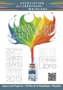 20 ème Salon Arts Plastiques Meyzieu france 69330
