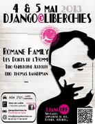 Festival Django@Liberchies 2013