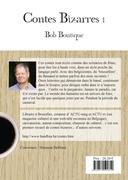 """Contes Bizarres I"" de Bob Boutique, une lecture de Christian Eychloma"