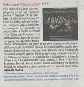 CD Chansons Symphoniques