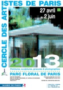 Jean-Yves LE BRETON  expose au Cercle des Artistes de Paris