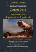 Exposition Coq'Art 2013