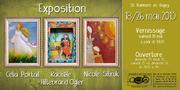 Exposition d'art