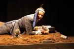 L'Enfant de Pierre par le théâtre du papyrus  De 3 à 7 ans
