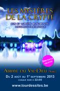 Les Mystères de la Crypte