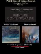 Expo Catherine Allanot & Florence Penet