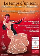 Le Temps d'un soir Strauss s'invite à Bruxelles