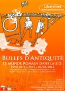 Bulles d'Antiquité. Le monde romain dans la B.D.