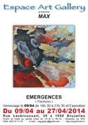 Exposition à l'Espace Art Gallery