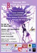 2ème Biennale internationale de l'aquarelle de Toulouse