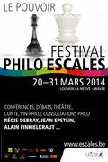 Festival Philo ESCALES