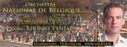 Concert exceptionnel : Les 200 ans de Sax par l'Orhestre National de Belgique et Rhonny Ventat