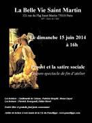 lecture-spectacle : Proust, la satire sociale