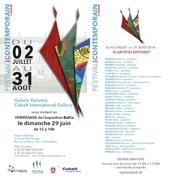 participation au festival d'art contemporain - BalCo