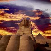 A l'ombre du sphinx. Portrait de l'Egypte.