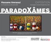Hassane Amraoui expose PARADOXÂMES