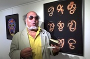 François Speranza, chroniqueur des arts plastiques sur Arts et Lettres