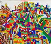 Exposition  de peintures d'Olivier Dumont