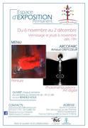 Arcofarc et Patrick Menu exposent à Chaudfontaine