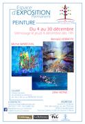 Exposition:   invitation cordiale à toutes et tous