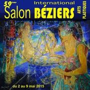 59e Salon international des arts plastiques de Béziers