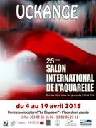 25 ème Salon international de l'aquarelle d'Uckange 2015