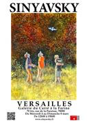 Exposition  SINYAVSKY à  Versailles