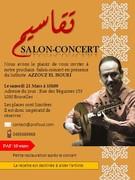 concert musique :Taqasim / Art et dynastie