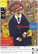 Le voyage de mes couleurs - Expo Nouria Bajat
