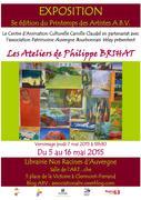 Les ateliers de Philippe BRIHAT