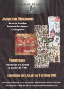 Jacqueline Morandini au Domaine Pélaquié ( 30)