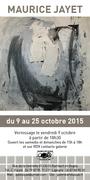 Exposition de Maurice Jayet