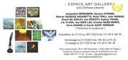 jacqueline Morandini à L'Espace Art Gallery ( Bruxelles)