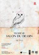 Troisième Salon du dessin à Mons