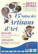 15e Salon des Artisans d'Art