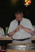 Thierry-Marie Delaunois en dédicaces à La Foire du Livre de Bruxelles