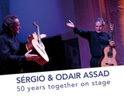 Sérgio et Odair Assad en concert à Schaerbeek, les noces d'or de deux guitares