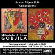 Compositions avec Mihaiela & Ioan GOBJILA