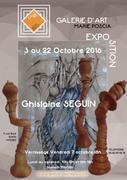 Exposition Ghislaine SEGUIN