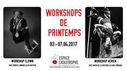Stage & Workshops de Printemps