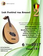 2de Luit festival in Brussel