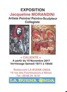 jacqueline Morandini au Restaurant La Buena Onda à NÎMES (30)