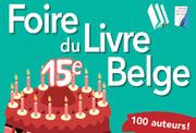15ème Foire du Livre Belge