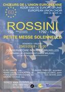 Concert 23 mars Petite Messe Solennelle - ROSSINI