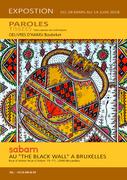 Paroles Tissées - Toiles inspirées des motifs kabyles