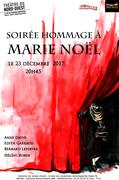SOIREE HOMMAGE A MARIE NOEL